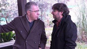 """La 'rajada' de Francisco Granados sobre Bertín Osborne en el programa de Évole: """"Se portó muy mal"""""""