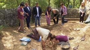 TV-3 indaga a les fosses comunes de Catalunya