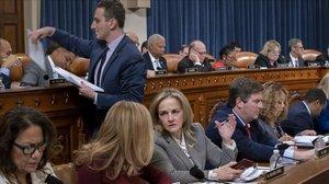 Imagen del comité judicial de la Cámara de Representantes.