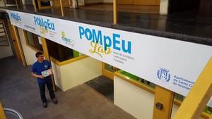 Inauguración del Pompeu Lab.