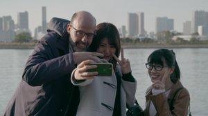 El periodista, en su viaje a Japón, en busca de avances impresionantes para No pot ser! (TV-3).