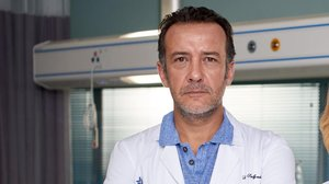 José Luis García Pérez, en Hospital Valle Norte.