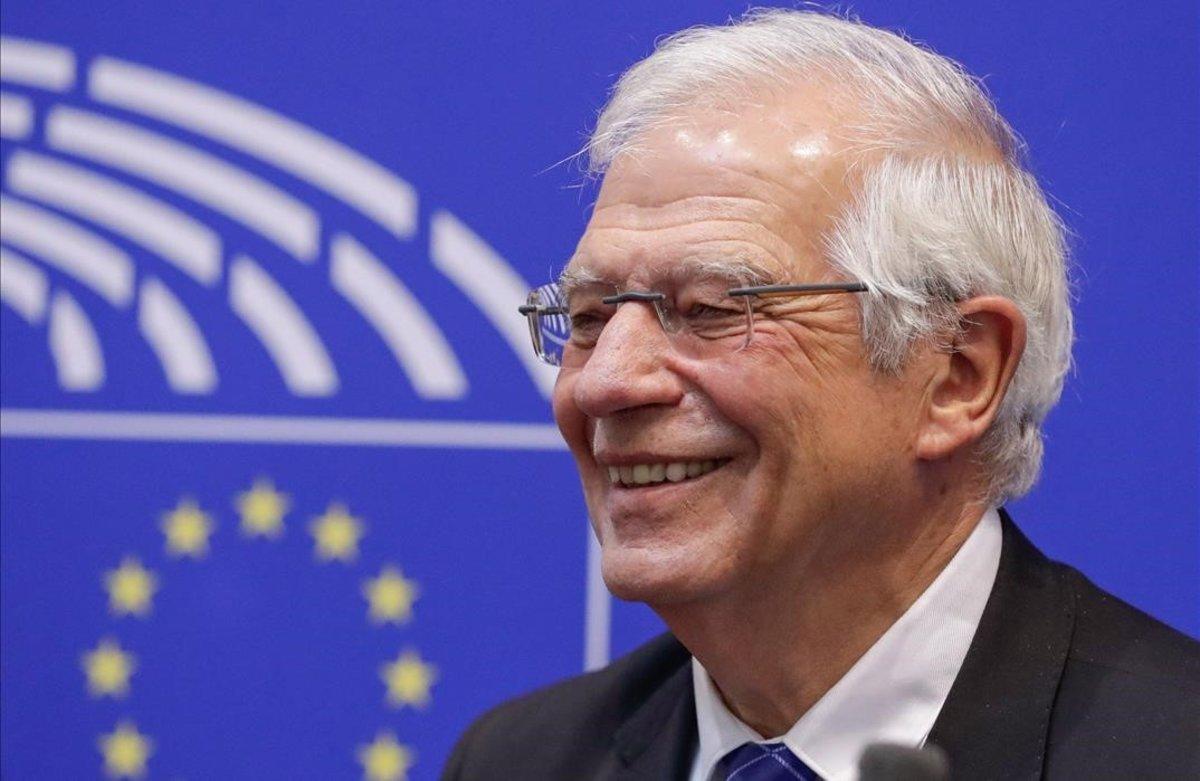 Josep Borrell, nuevo responsable de Política Exterior de la UE.