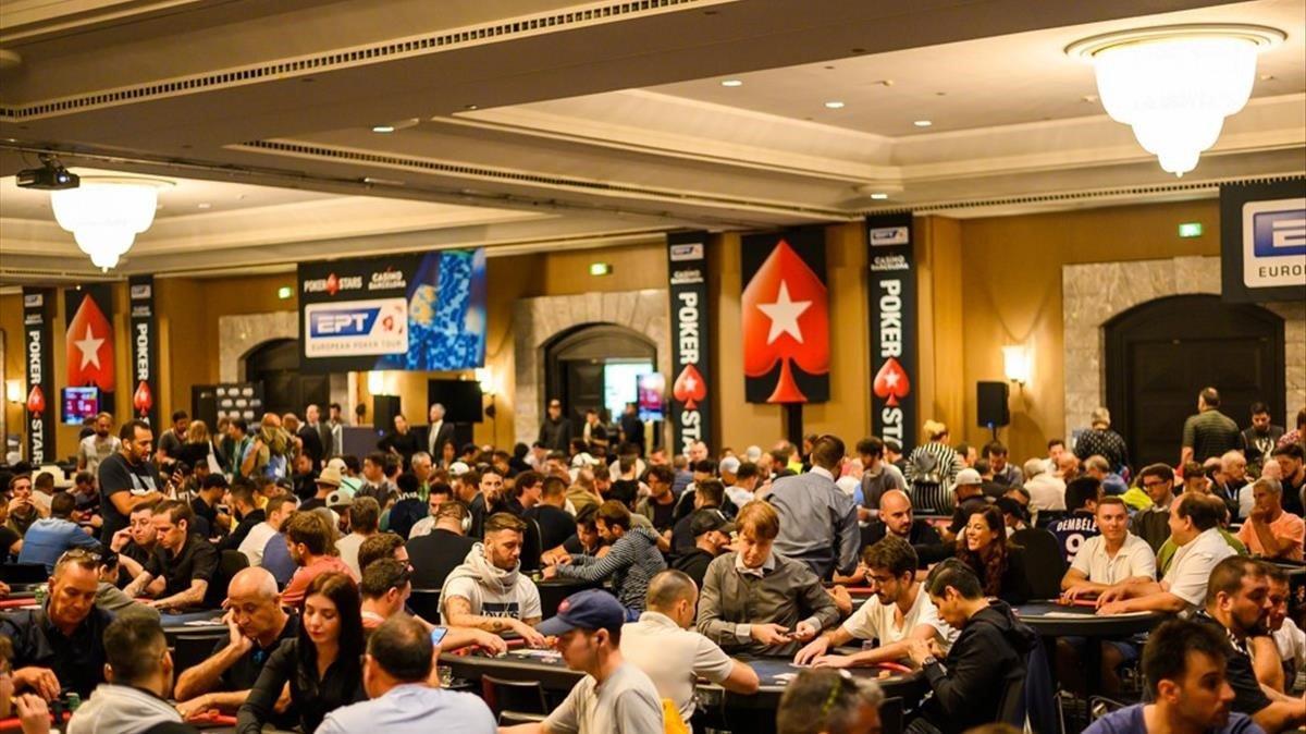 Barcelona, capital del pòquer