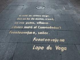 Los vecinos de Madrid llenarán de poesía más de mil pasos de cebra