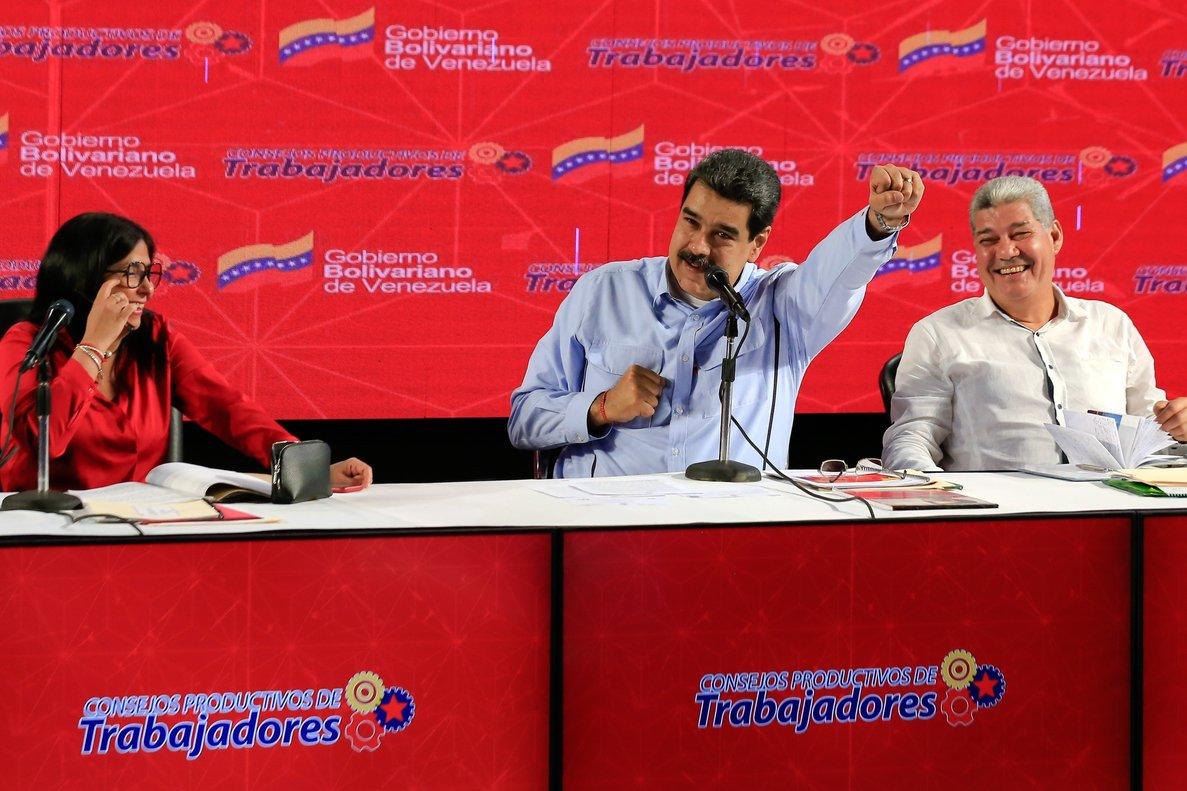 La Administración de Nicolás Maduro se hace eco de el agravamiento de la violencia en la Comunidad Autónoma de Catalunya.