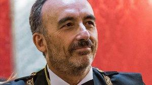 El Magistrado Manuel Marchena en noviembre del pasado año.