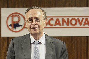 Manuel Fernández de Sousa, l'expresident de Pescanova.