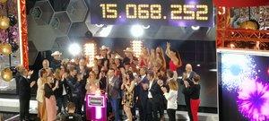 'La Marató' de TV-3 bat el seu rècord històric amb més de 15 milions d'euros
