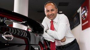 Marco Toro, nuevo presidente de Nissan en Italia.