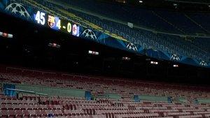 El Govern veu «impossible» que hi hagi públic en el Barça-Reial Madrid del dia 24