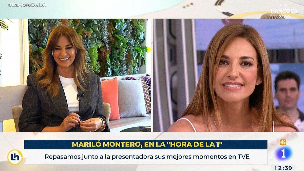 """Mariló Montero vuelve por un día a la mañana de TVE: """"Sería trágico no dejar huella en esta vida"""""""