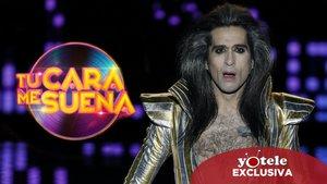Mario Vaquerizo, nuevo concursante de la octava edición de 'Tu cara me suena'.