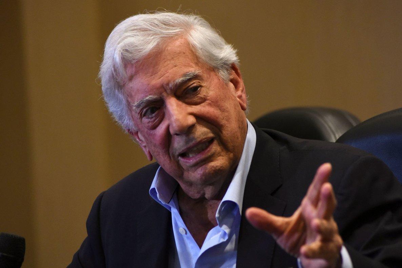 Nobel de Literatura, Mario Vargas Llosa.