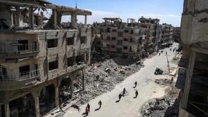 Síria entra en el seu vuitè any de guerra