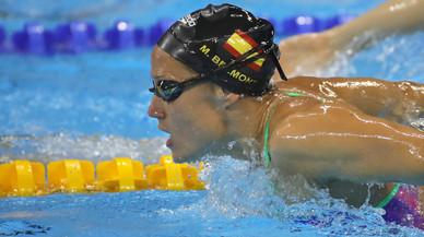 Mireia Belmonte, la competidora voraz