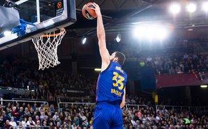 Nikola Mirotic no sufre ninguna lesión grave.