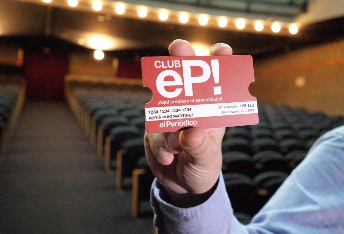 La nueva tarjeta del ClubEp!, que lanza EL PERIÓDICO coincidiendo con el inicio de 2019.