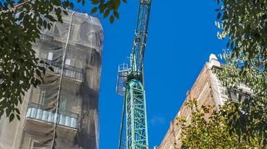 Los promotores critican la demora en las licencias de obra en Barcelona