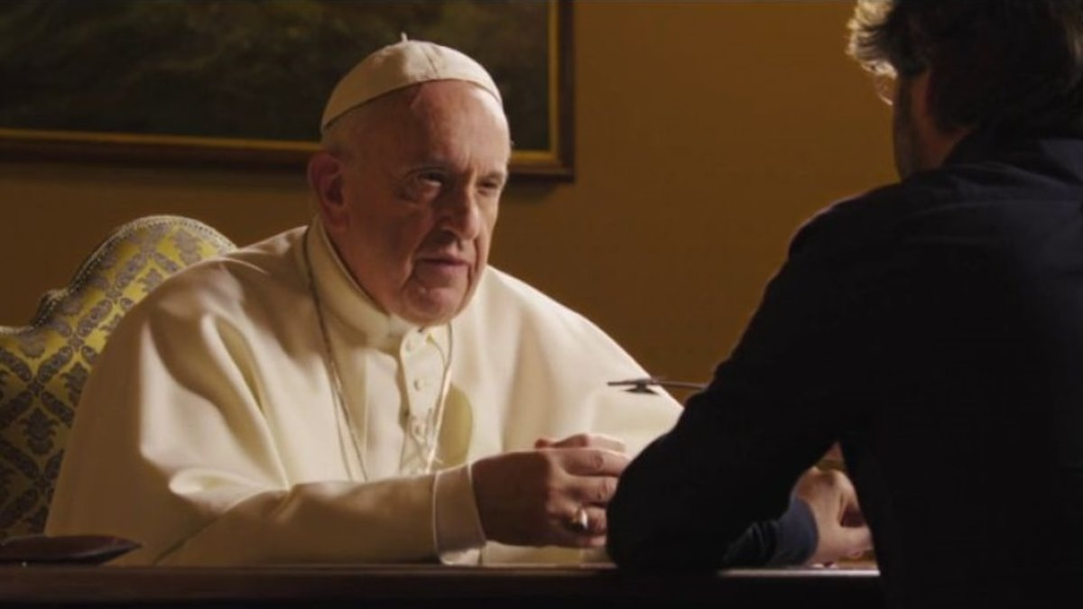 Los grandes titulares que el Papa le dio a Jordi Évole en 'Salvados'