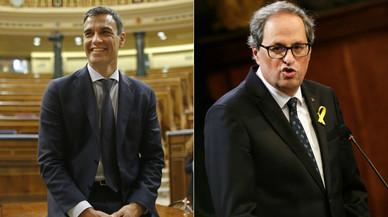 Nuevos gobiernos en Catalunya y España: similitudes y diferencias