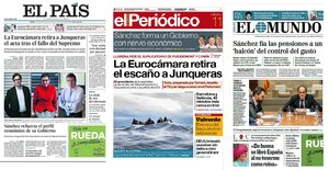 Prensa de hoy: Las portadas de los periódicos del sábado 11 de enero del 2020