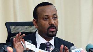 El primer ministro etíope, Abiy Ahmed, el pasado agosto.
