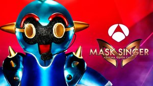 Robot, la nueva máscara invitada de 'Mask Singer'.