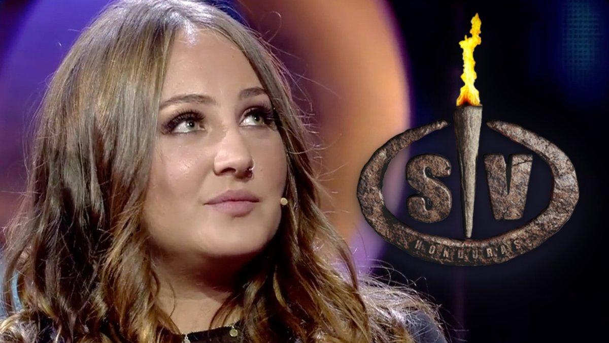 Rocío Flores, nueva concursante oficial de 'Supervivientes 2020'.