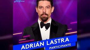 Adrián Lastra participará en'Miraquién baila All Stars', el concurso de baile de la cadena Univisión.