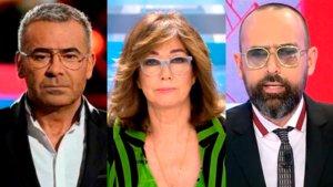 Vuelven Jorge Javier, Ana Rosa y Risto: Mediaset anuncia la fecha de regreso de sus presentadores titulares