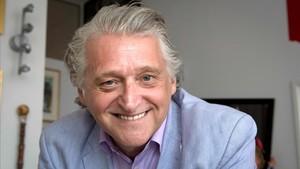 El productor canadiense Gilbert Rozon, acusado en Francia de acoso sexual.
