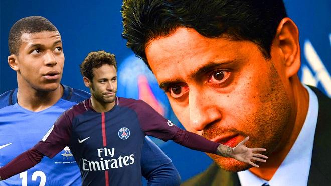 Tensión en París por la posible salida de Neymar