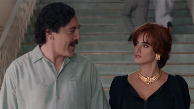 'Loving Pablo': una barriga y su narco