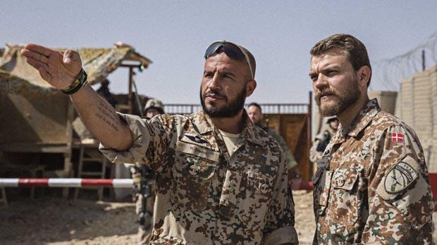 'A war (Una guerra)': traumas y dilemas bélicos