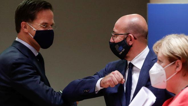 Europa aconsegueix un històric acord per sortir de la crisi del coronavirus