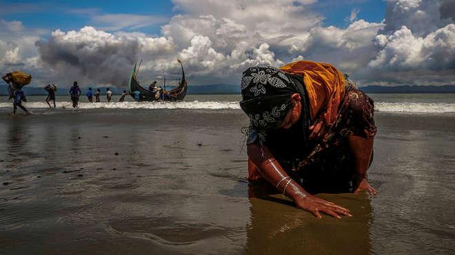 Una illa flotant: ¿La nova llar per als rohingya?