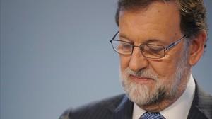 Rajoy demana joc net per elegir el seu successor en el congrés del 20 i 21 de juliol