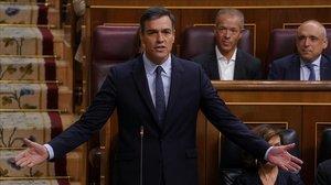 Sánchez vol créixer a costa de Cs i Podem