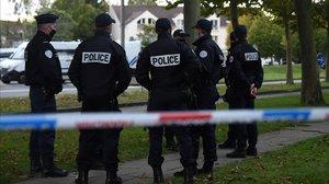 Alerta a la ciutat de Lió per una dona que amenaça de fer explotar un paquet