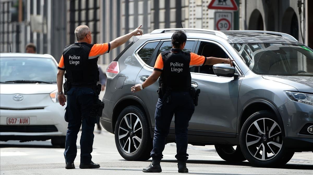 Fiscalía belga confirma como 'delito terrorista' el tiroteo en Lieja