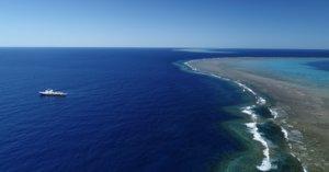 La Gran Barrera de Coral.