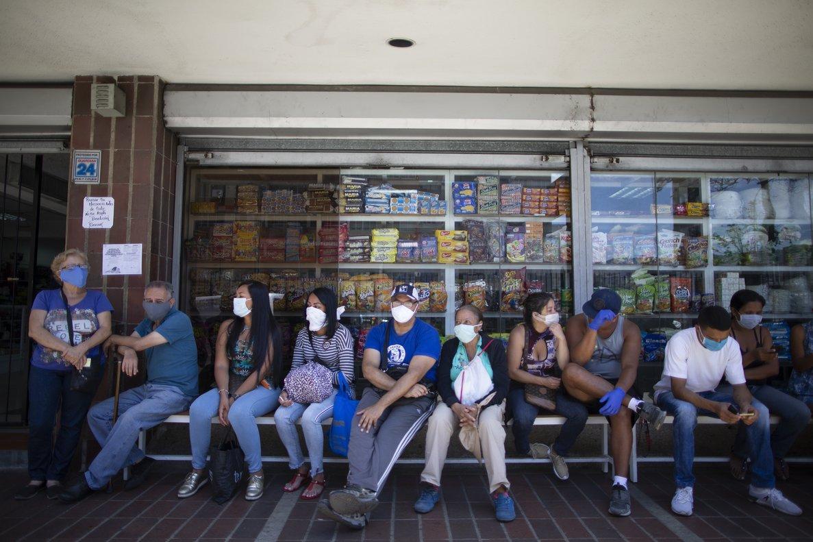 Maduro afirmó que nunca una pandemia de este tipo había llegado a Venezuela.