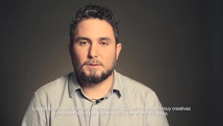 Vídeo de la campaña Españoles hechos de talento.