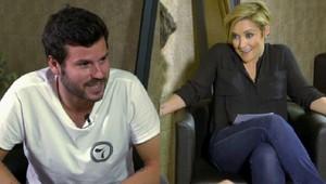 """Cristina Pardo bromea con el hijo de Bárcenas: """"Willy, sé fuerte"""""""