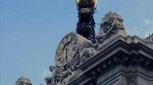 Primer 'round' per al Banc d'Espanya