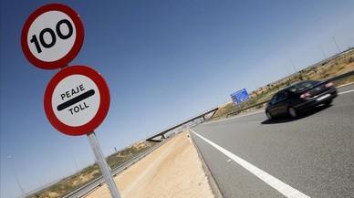 El rescate de las autopistas costará al Estado un mínimo de 1.000 millones