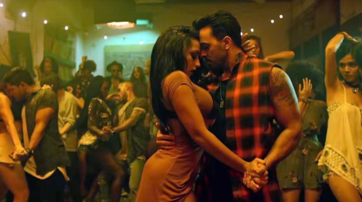 Fotograma del videoclip de 'Despacito'.