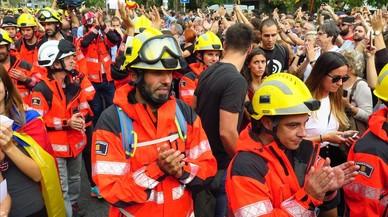La Generalitat exigeix als funcionaris que recuperin les hores de l'aturada general