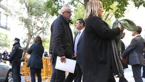 L'exdiputada catalana Barrufet compareix davant de Llarena per videoconferència